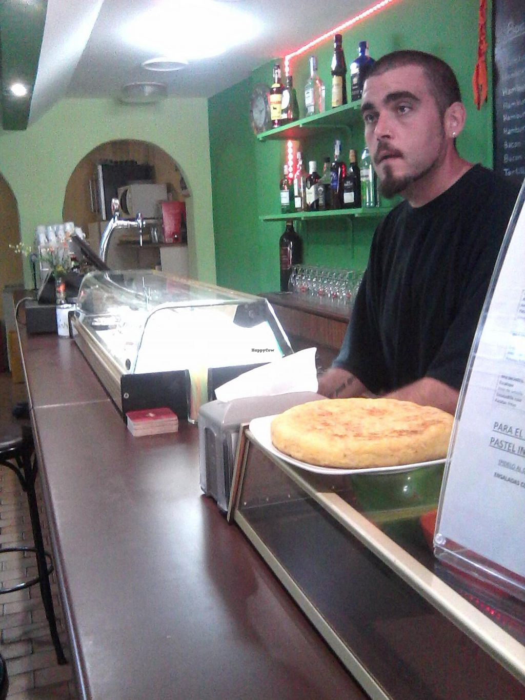 """Photo of CLOSED: Viva ZaTapa  by <a href=""""/members/profile/hecstork"""">hecstork</a> <br/>he knows how to cook a good tortilla de patatas without eggs <br/> September 6, 2014  - <a href='/contact/abuse/image/48549/79191'>Report</a>"""