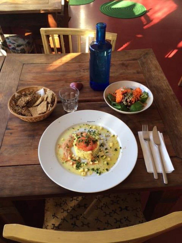 "Photo of EkoButiken Cafe och Restaurang i Danderyd  by <a href=""/members/profile/community"">community</a> <br/>rice platter <br/> September 26, 2014  - <a href='/contact/abuse/image/48558/81219'>Report</a>"