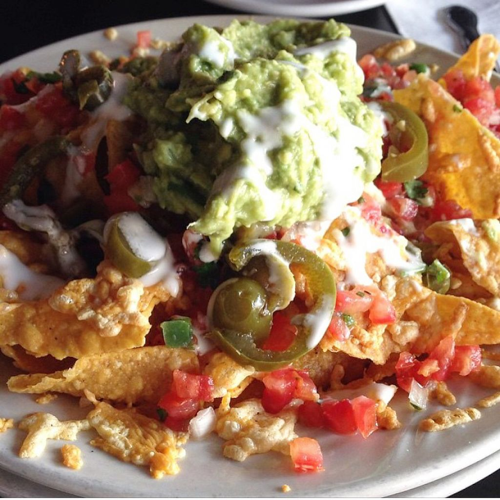 """Photo of El Borracho - Pike Place Market  by <a href=""""/members/profile/MeganGriffith"""">MeganGriffith</a> <br/>Literally heaven on a plate—the best nachos I've ever tasted <br/> May 25, 2017  - <a href='/contact/abuse/image/48563/262340'>Report</a>"""