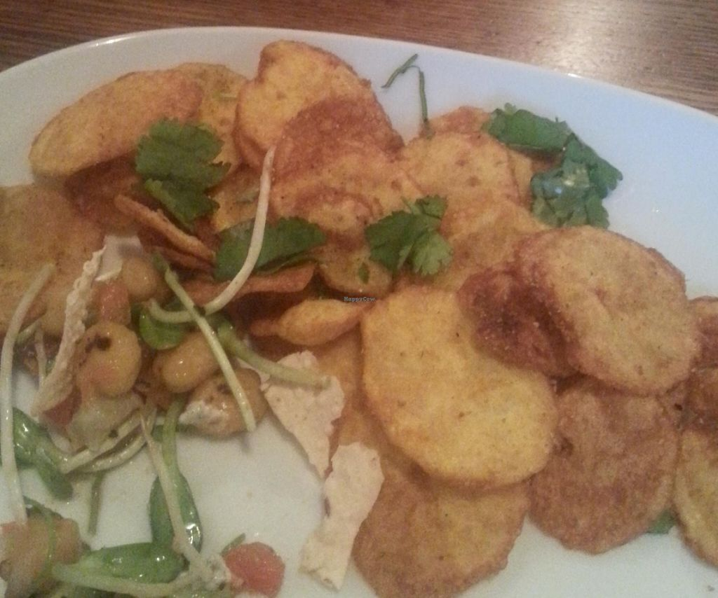 """Photo of Moksha  by <a href=""""/members/profile/MichelleHibbitts"""">MichelleHibbitts</a> <br/>Starter of spicy fried potatoes <br/> November 29, 2015  - <a href='/contact/abuse/image/48564/238017'>Report</a>"""