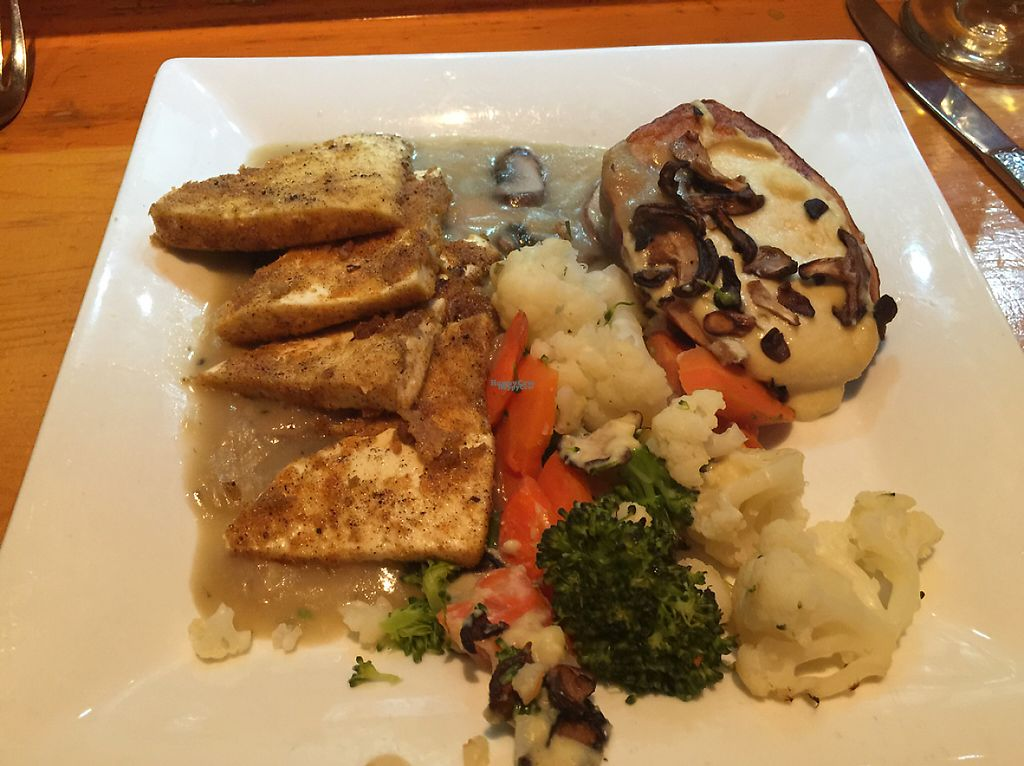 "Photo of Sanctuary Bistro  by <a href=""/members/profile/sncpapa"">sncpapa</a> <br/>Tofu Scallopini <br/> January 29, 2017  - <a href='/contact/abuse/image/48567/218772'>Report</a>"