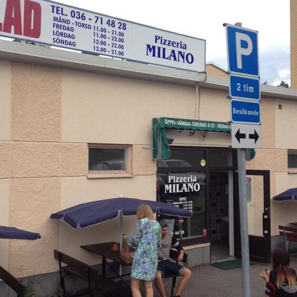 "Photo of Pizzeria Milano  by <a href=""/members/profile/GiwdulBonker"">GiwdulBonker</a> <br/>outside <br/> August 7, 2014  - <a href='/contact/abuse/image/48574/76209'>Report</a>"