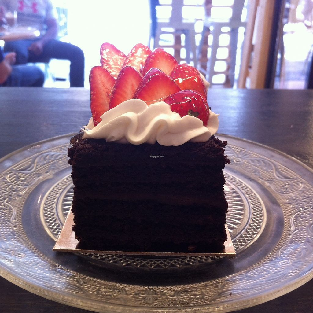 """Photo of CLOSED: Seeds  by <a href=""""/members/profile/Neta"""">Neta</a> <br/>Choclate cake with whipped coconut cream and fresh straberries <br/> September 15, 2015  - <a href='/contact/abuse/image/48601/117827'>Report</a>"""
