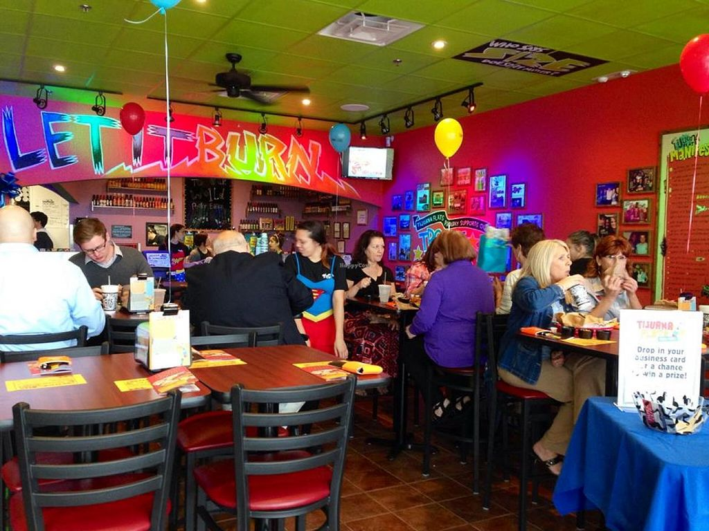"""Photo of Tijuana Flats  by <a href=""""/members/profile/community"""">community</a> <br/>Tijuana Flats <br/> July 7, 2014  - <a href='/contact/abuse/image/48636/73425'>Report</a>"""