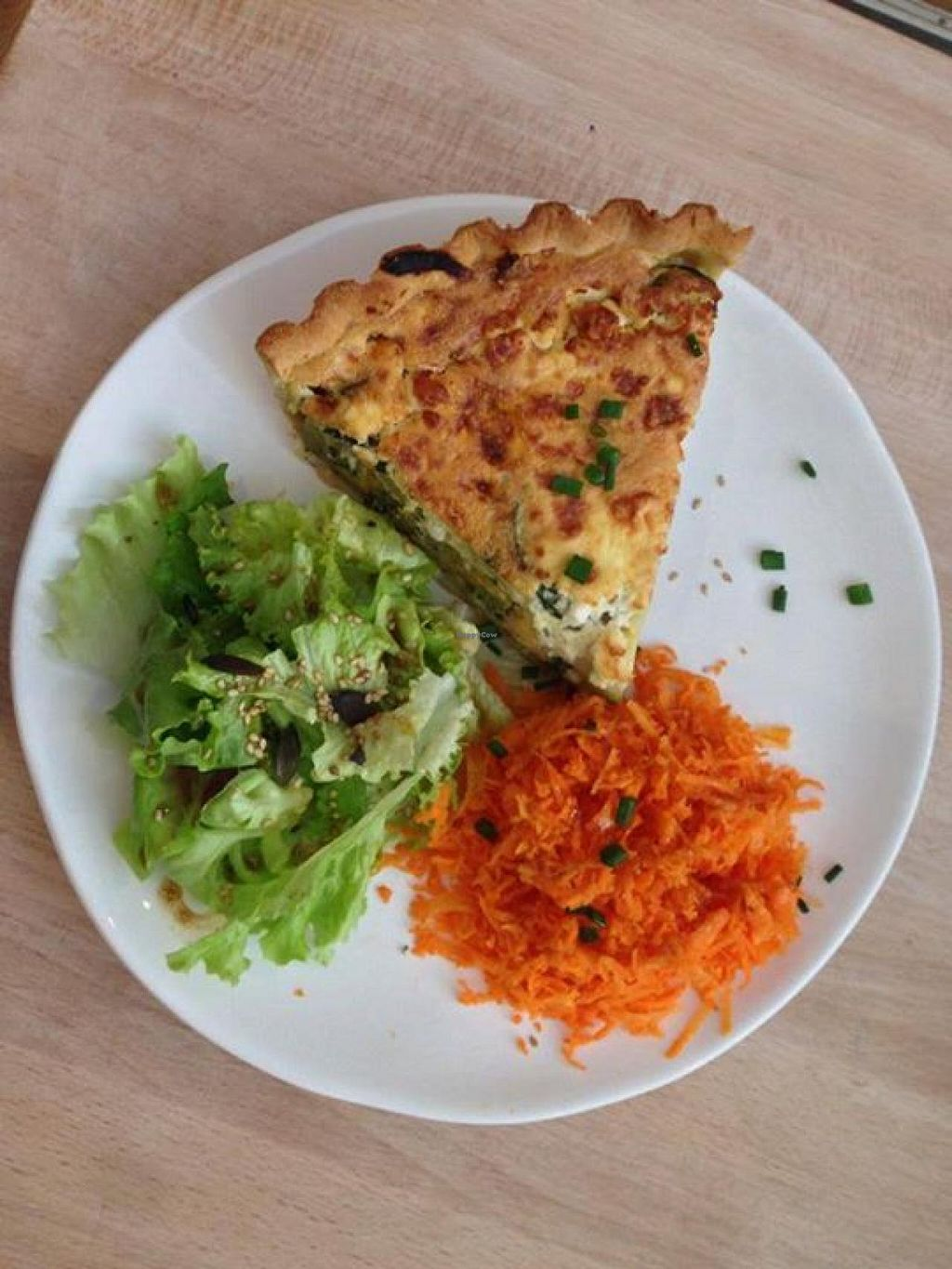 """Photo of Le Comptoir Bio  by <a href=""""/members/profile/community"""">community</a> <br/>vege tart  <br/> September 26, 2014  - <a href='/contact/abuse/image/48639/81217'>Report</a>"""