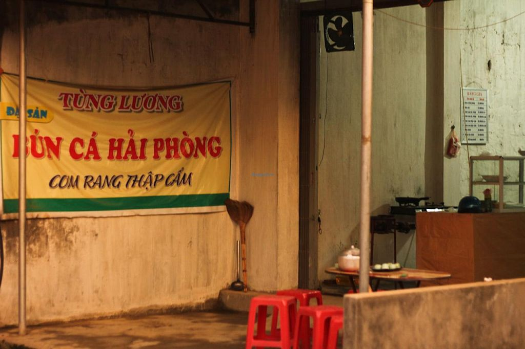 """Photo of Nha Hang Tung Bach  by <a href=""""/members/profile/Ranks42"""">Ranks42</a> <br/>Entrance <br/> July 7, 2014  - <a href='/contact/abuse/image/48671/73435'>Report</a>"""