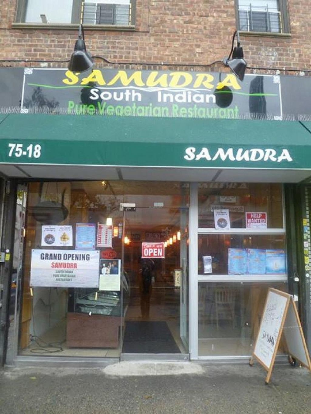 """Photo of Samudra Restaurant  by <a href=""""/members/profile/community"""">community</a> <br/>Samudra Restaurant <br/> July 7, 2014  - <a href='/contact/abuse/image/48672/73419'>Report</a>"""