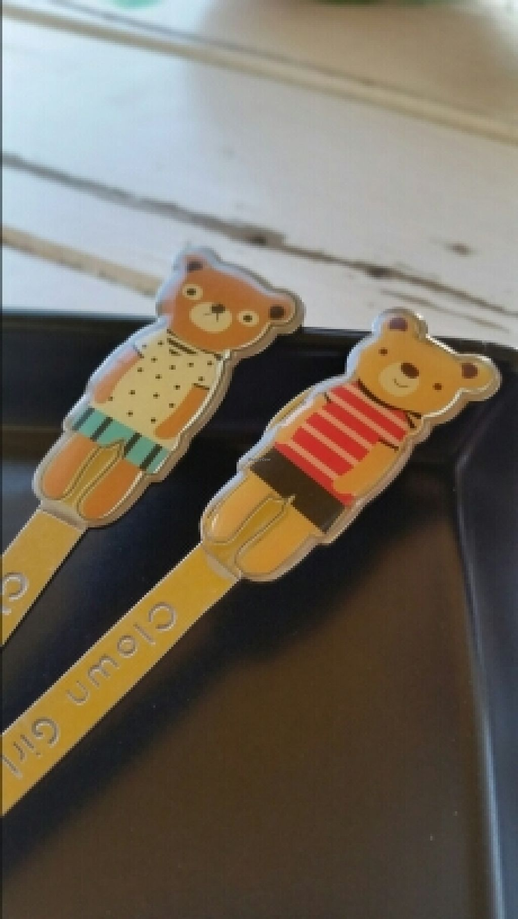 """Photo of Ice Love You  by <a href=""""/members/profile/uschiverena"""">uschiverena</a> <br/>cutest spoons ever <br/> November 23, 2015  - <a href='/contact/abuse/image/48705/125924'>Report</a>"""