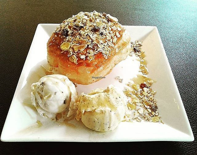 """Photo of Ice Love You  by <a href=""""/members/profile/RunEatWorld"""">RunEatWorld</a> <br/>Ice cream and roti <br/> June 13, 2017  - <a href='/contact/abuse/image/48705/268611'>Report</a>"""