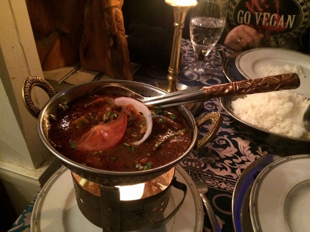 """Photo of Lille Taste of Indian  by <a href=""""/members/profile/Nordkraft"""">Nordkraft</a> <br/>Vegetable curry  <br/> February 21, 2016  - <a href='/contact/abuse/image/48709/137204'>Report</a>"""
