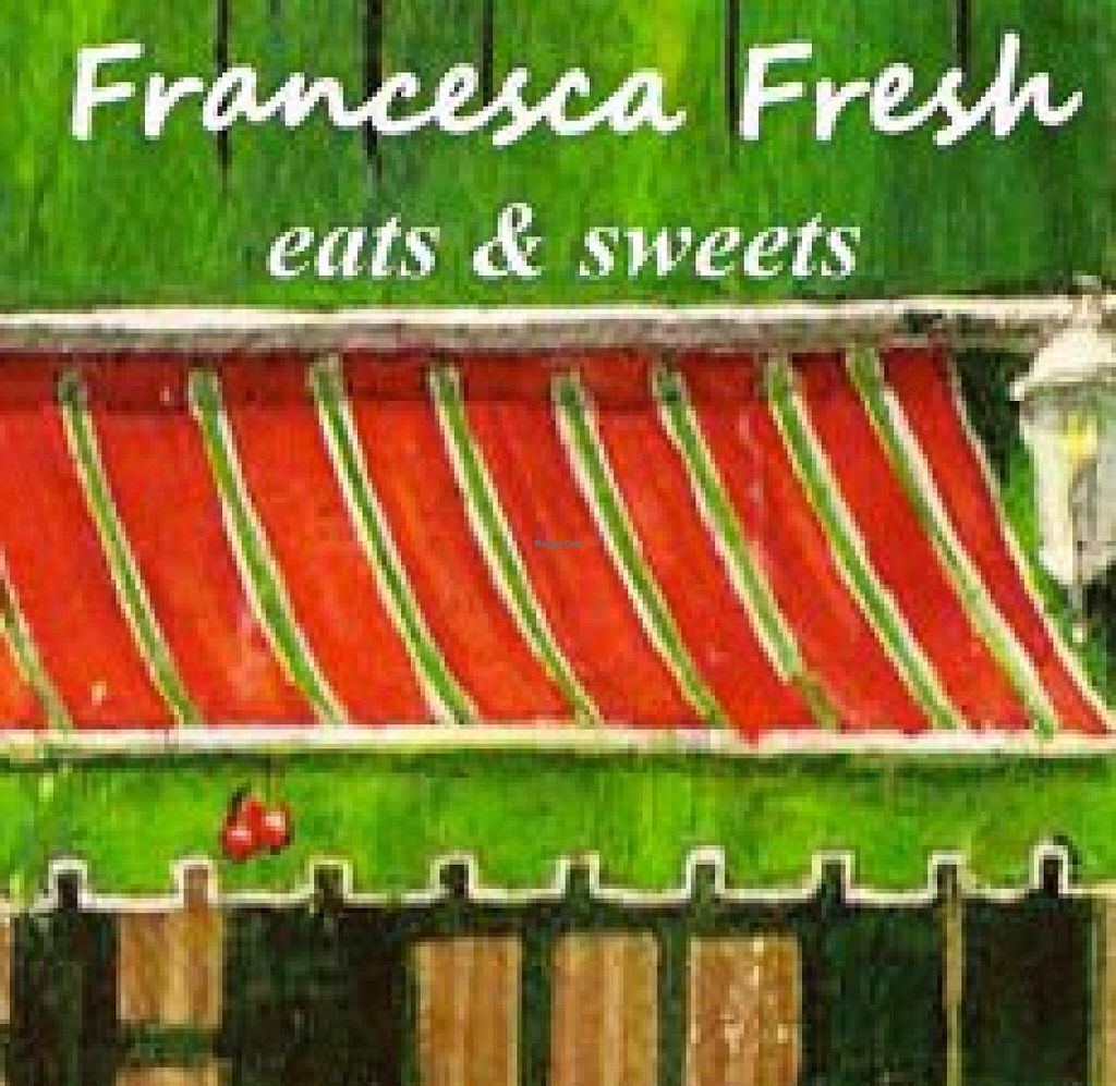 """Photo of Francesa Fresh  by <a href=""""/members/profile/community"""">community</a> <br/>Francesa Fresh <br/> September 28, 2014  - <a href='/contact/abuse/image/48719/81445'>Report</a>"""
