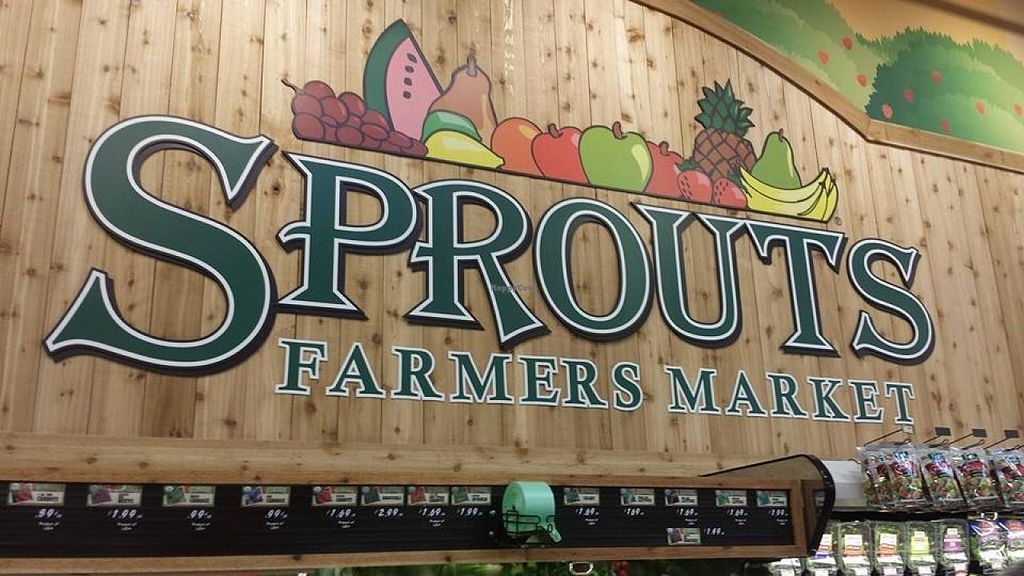 """Photo of Sprouts Farmers Market  by <a href=""""/members/profile/theveggietaste"""">theveggietaste</a> <br/>Sprouts <br/> July 30, 2014  - <a href='/contact/abuse/image/48722/75579'>Report</a>"""