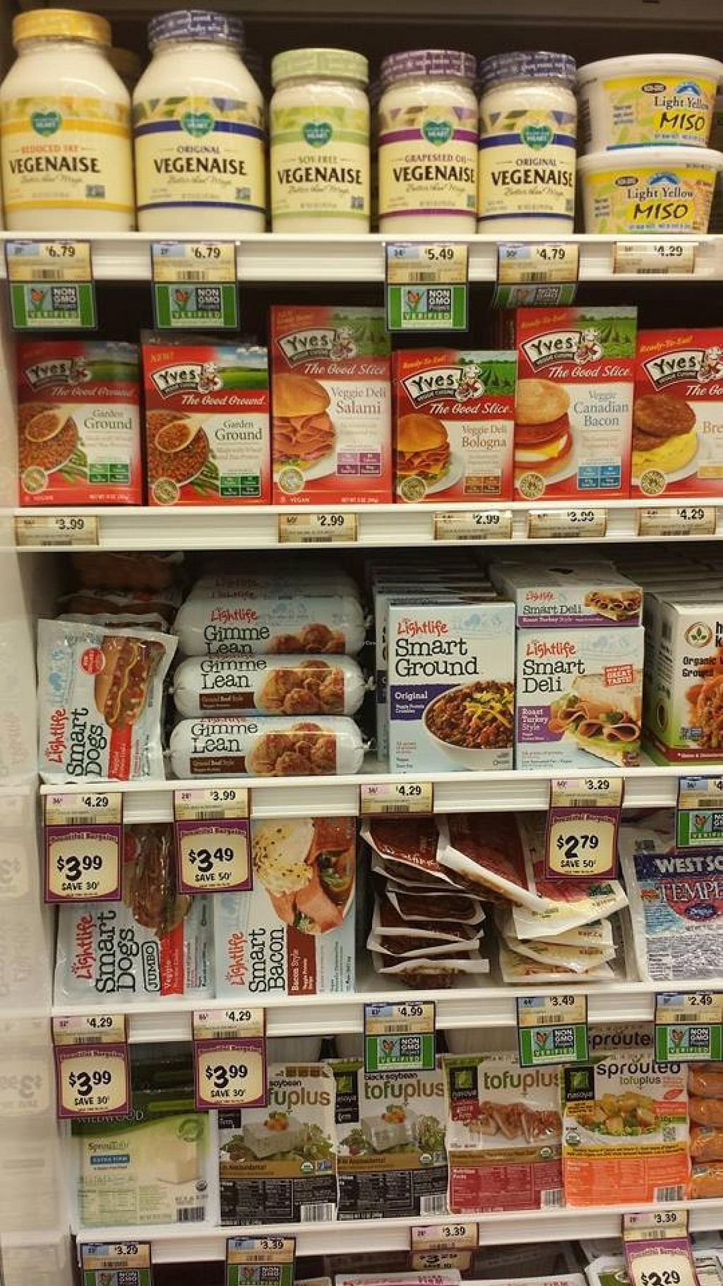 """Photo of Sprouts Farmers Market  by <a href=""""/members/profile/theveggietaste"""">theveggietaste</a> <br/>Great selections :-) <br/> July 30, 2014  - <a href='/contact/abuse/image/48722/75581'>Report</a>"""