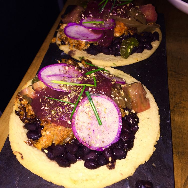 Photo of Mesa Verde  by Dharma_Ram <br/>Jackfruit Tacos with Handmade Tortillas! <br/> October 2, 2016  - <a href='/contact/abuse/image/48743/179163'>Report</a>