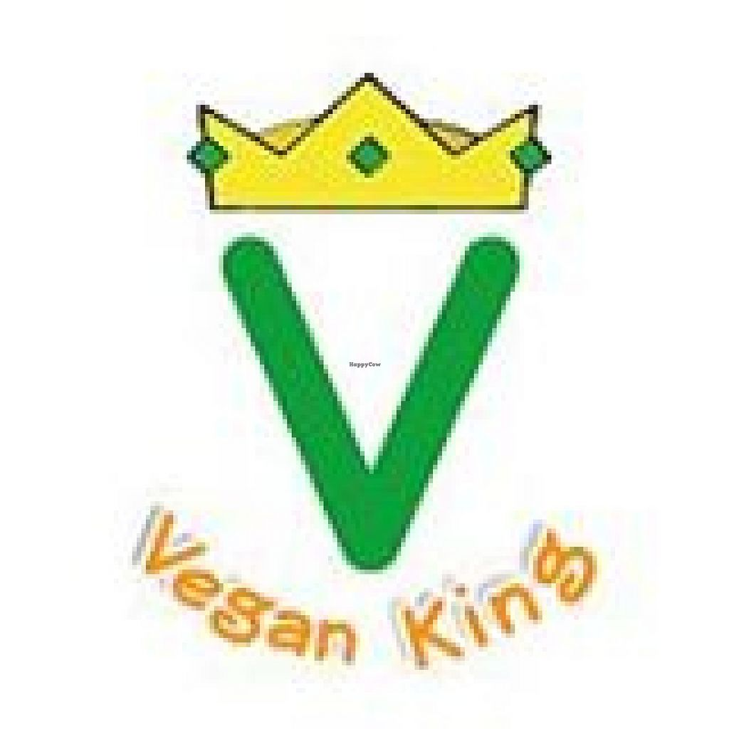 """Photo of CLOSED: Vegan King - Food Truck  by <a href=""""/members/profile/Vegan%20King"""">Vegan King</a> <br/>New logo!! <br/> July 24, 2014  - <a href='/contact/abuse/image/48769/74880'>Report</a>"""