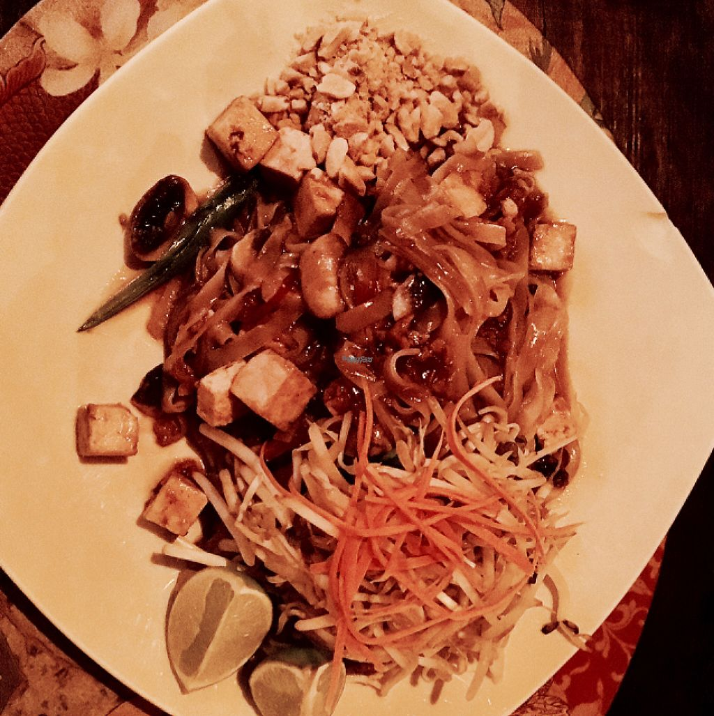 """Photo of Pad Thai  by <a href=""""/members/profile/milos99"""">milos99</a> <br/>pad Thai with tofu <br/> April 7, 2017  - <a href='/contact/abuse/image/48824/245417'>Report</a>"""