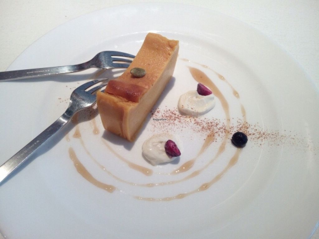 """Photo of Hibino Cafe AGT  by <a href=""""/members/profile/freesiaoriental"""">freesiaoriental</a> <br/>Pumpkin Pudding Cake <br/> February 12, 2016  - <a href='/contact/abuse/image/48828/135946'>Report</a>"""
