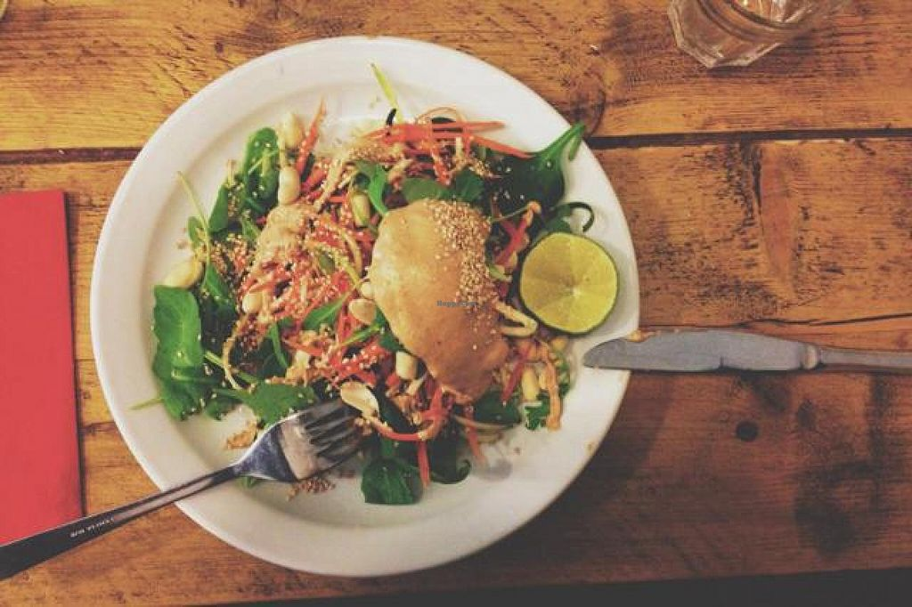"Photo of Southsea Coffee - Osborne Rd  by <a href=""/members/profile/melc1g12"">melc1g12</a> <br/>(vegan) pad Thai salad :)  <br/> November 15, 2014  - <a href='/contact/abuse/image/48851/85705'>Report</a>"
