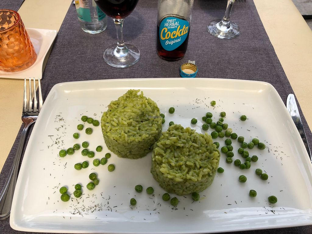 """Photo of Pasike  by <a href=""""/members/profile/VanessaLoren"""">VanessaLoren</a> <br/>Green risotto  <br/> April 13, 2018  - <a href='/contact/abuse/image/48880/385031'>Report</a>"""