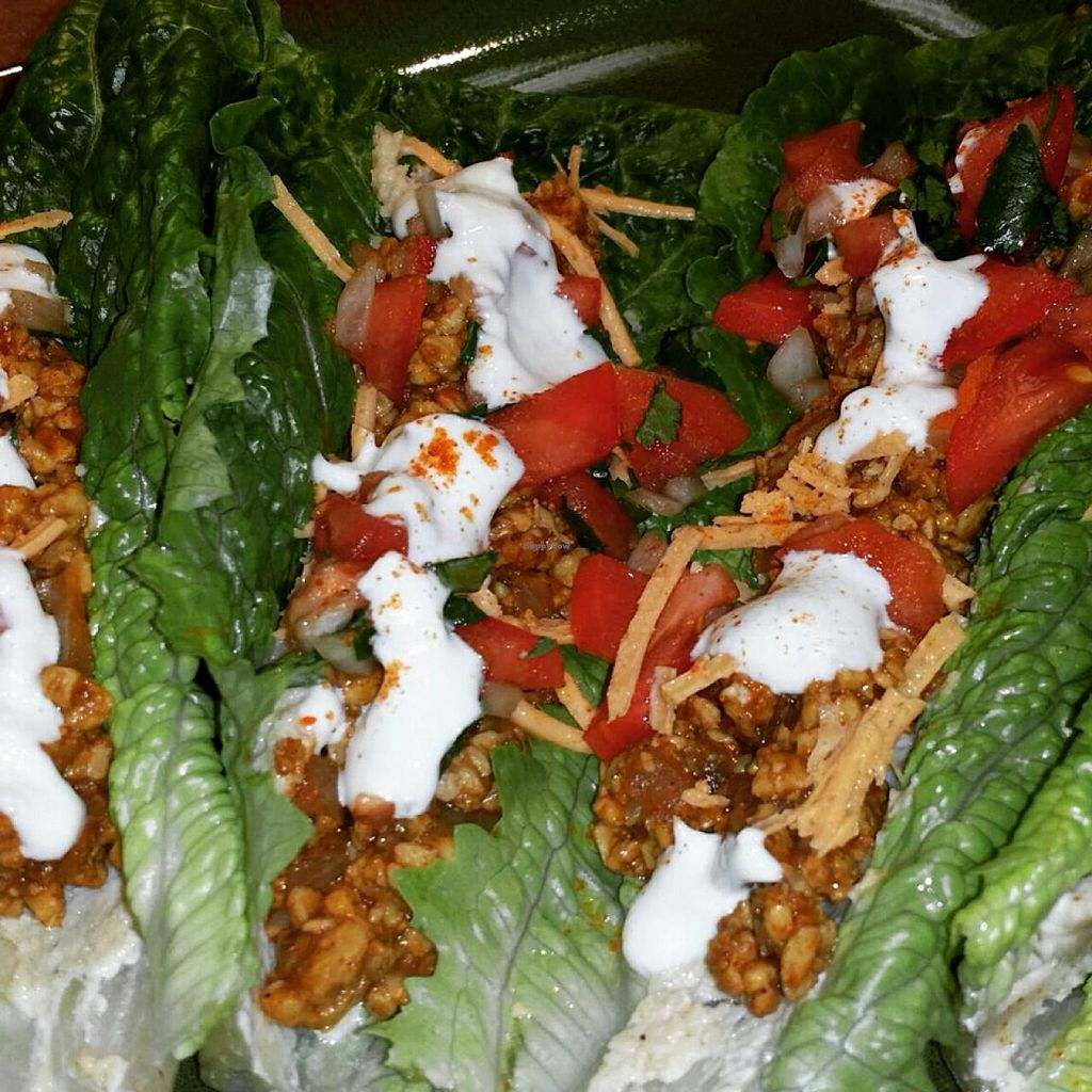 "Photo of Rawtopian Bliss Cafe  by <a href=""/members/profile/Tmitch"">Tmitch</a> <br/>Tempeh Tacos!!! <br/> July 14, 2015  - <a href='/contact/abuse/image/48900/109274'>Report</a>"