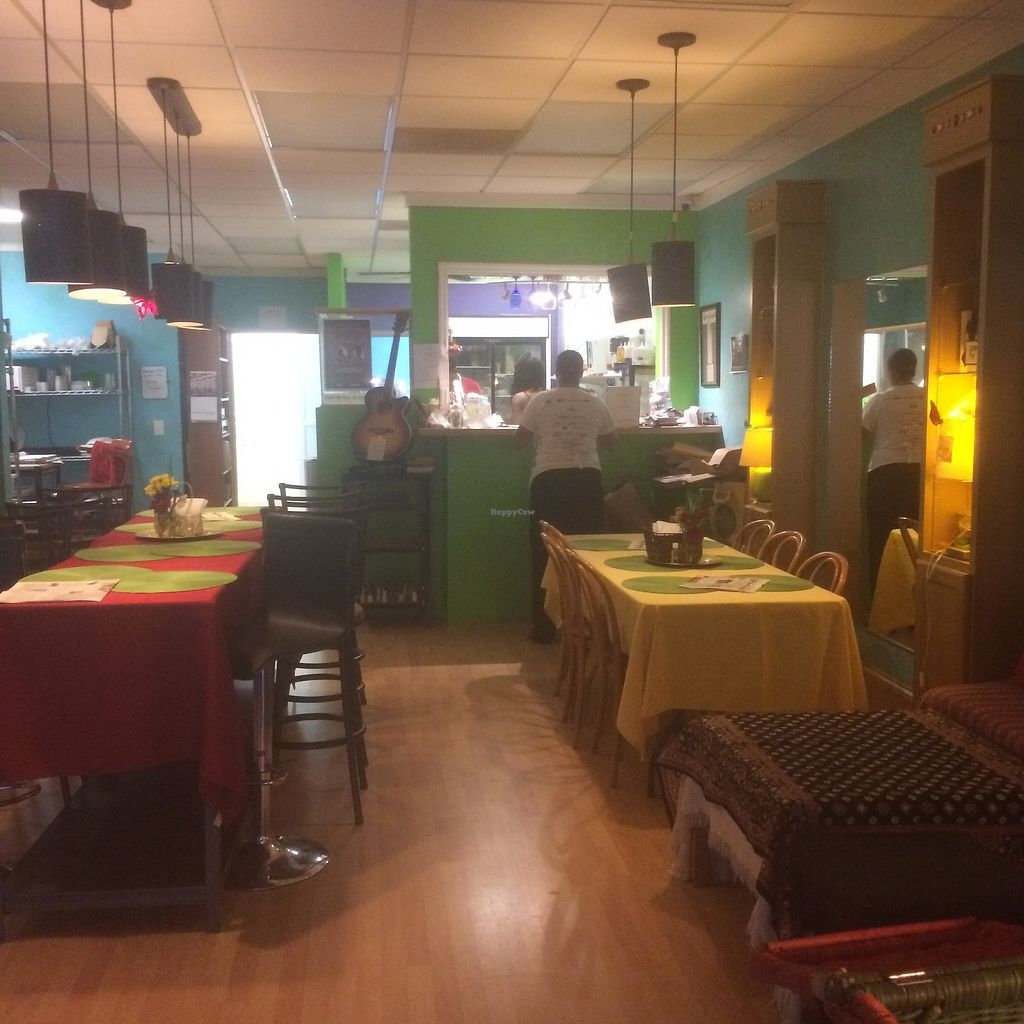 "Photo of Rawtopian Bliss Cafe  by <a href=""/members/profile/KatieBush"">KatieBush</a> <br/>interior <br/> September 25, 2017  - <a href='/contact/abuse/image/48900/308223'>Report</a>"