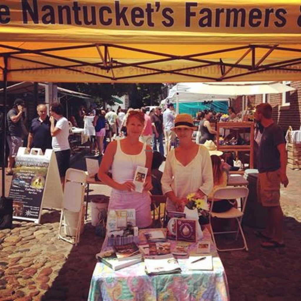 """Photo of Vegan Nantucket  by <a href=""""/members/profile/community"""">community</a> <br/>Vegan Nantucket <br/> July 15, 2014  - <a href='/contact/abuse/image/48937/74149'>Report</a>"""