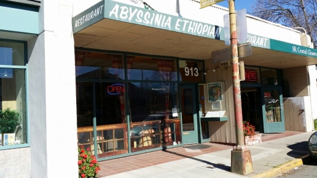 """Photo of Abyssinia Restaurant  by <a href=""""/members/profile/catbone"""">catbone</a> <br/>Storefront <br/> February 15, 2016  - <a href='/contact/abuse/image/48953/136437'>Report</a>"""