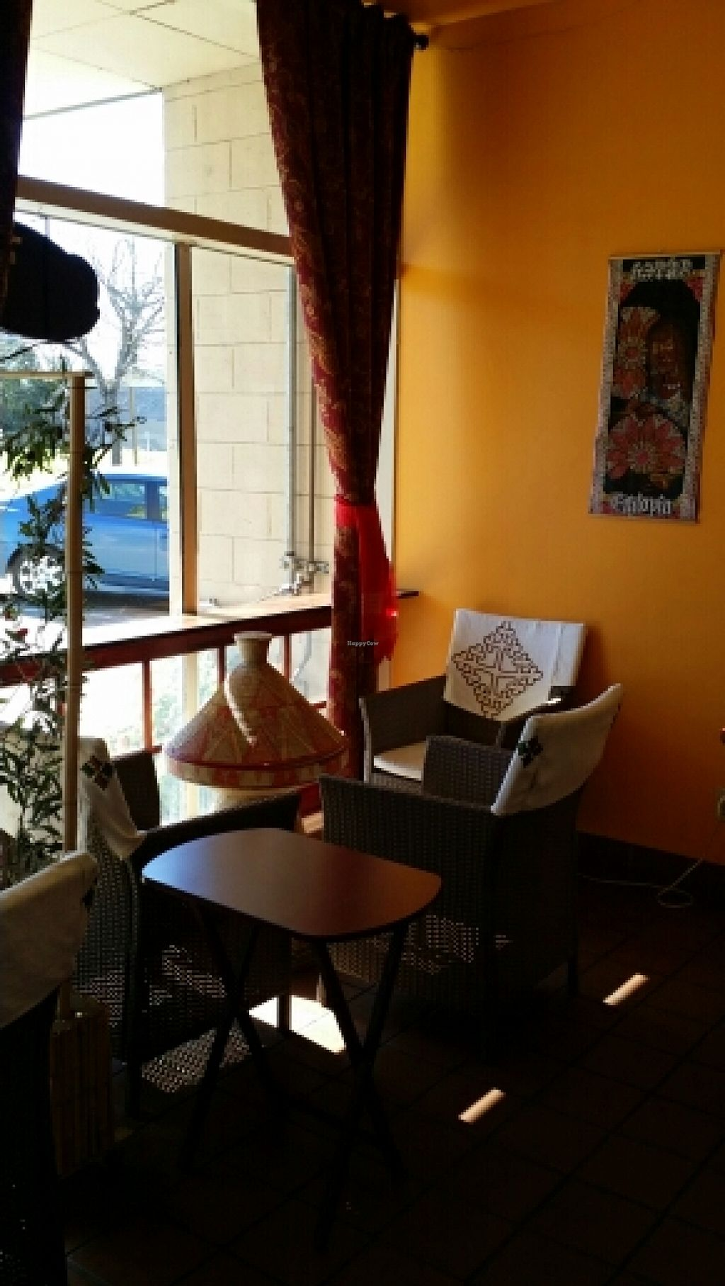 """Photo of Abyssinia Restaurant  by <a href=""""/members/profile/catbone"""">catbone</a> <br/>There are 2 small waiting area up front like this one <br/> February 15, 2016  - <a href='/contact/abuse/image/48953/136441'>Report</a>"""