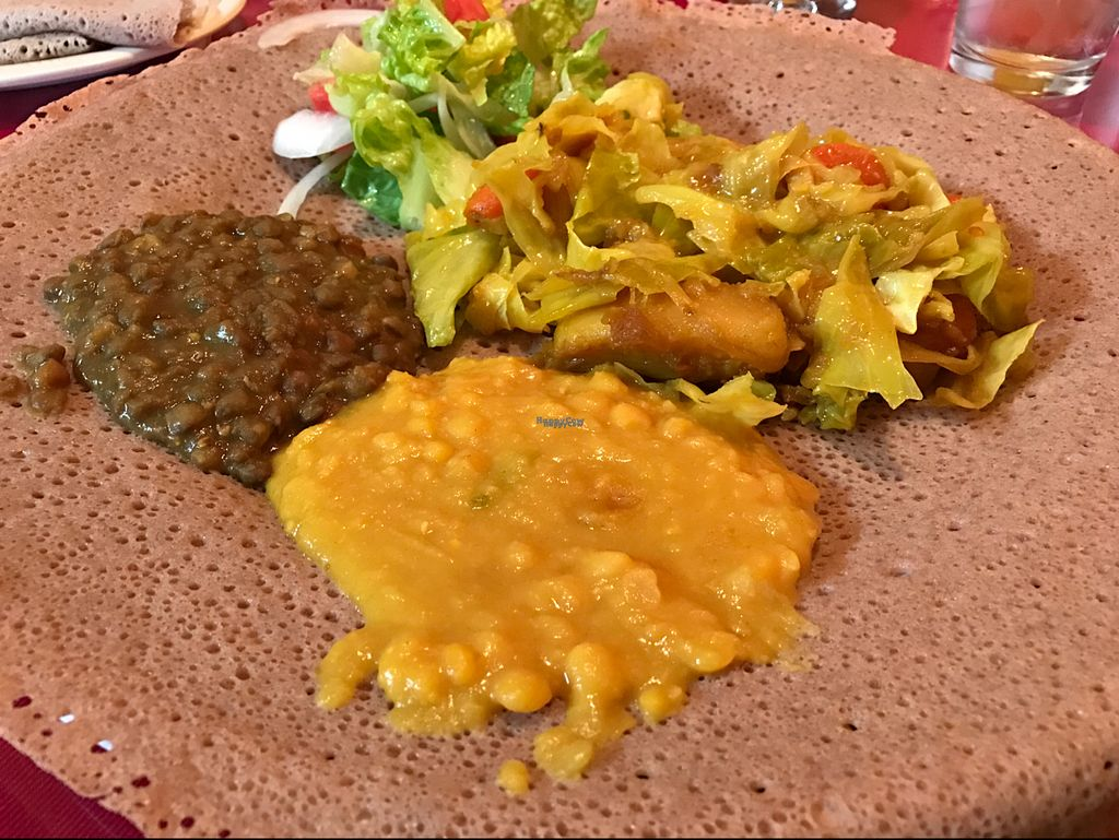 """Photo of Abyssinia Restaurant  by <a href=""""/members/profile/Forman"""">Forman</a> <br/>#22 tikel gomen, lentils, cabbage, carrots, potatoes & ginger.  <br/> October 2, 2016  - <a href='/contact/abuse/image/48953/179161'>Report</a>"""