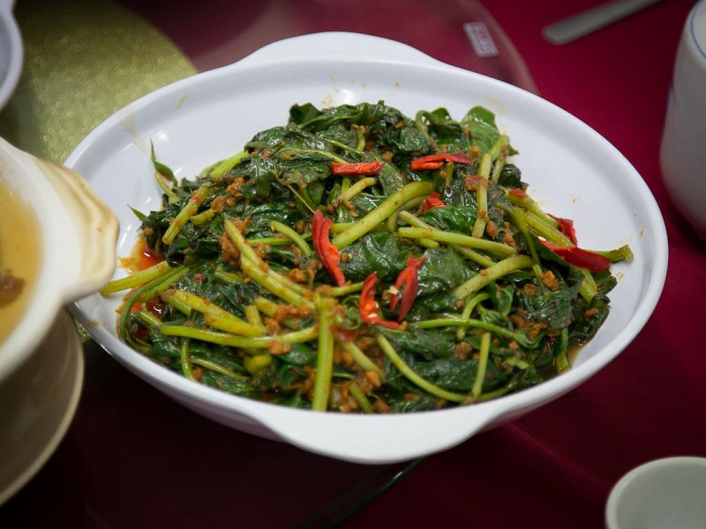 """Photo of Hong Yaun Vegetarian  by <a href=""""/members/profile/AndyT"""">AndyT</a> <br/>Hong Yaun Vegetarian - vegan food <br/> July 30, 2014  - <a href='/contact/abuse/image/48955/75526'>Report</a>"""