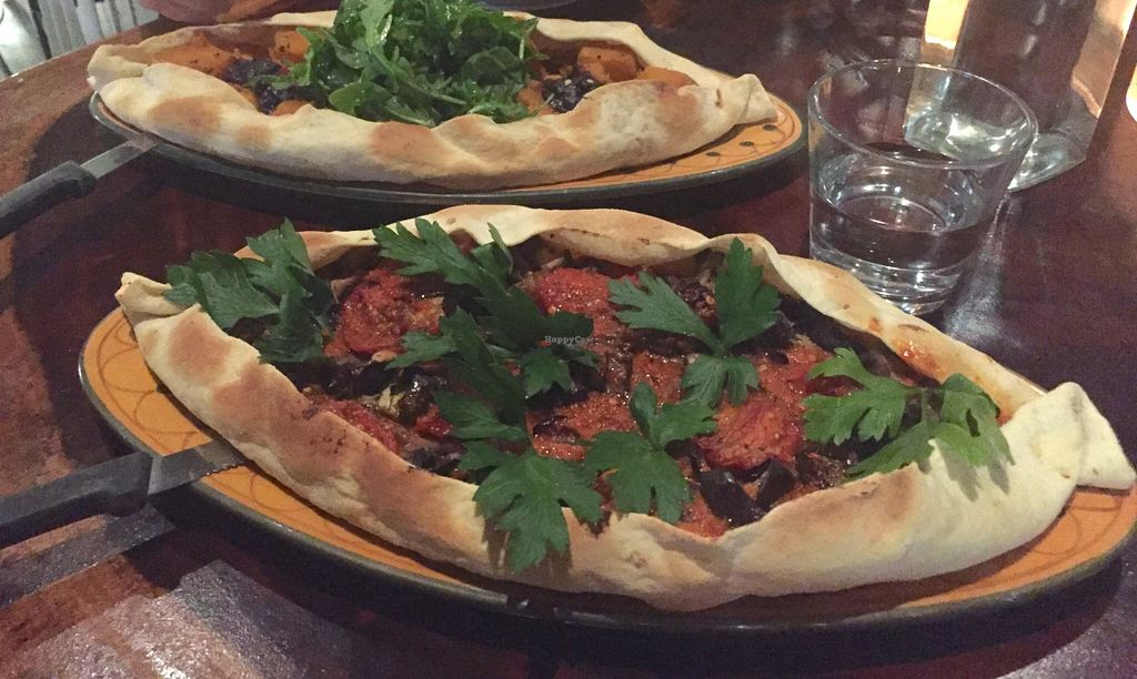 "Photo of Mecca Bah  by <a href=""/members/profile/karlaess"">karlaess</a> <br/>Turkish pizzas: