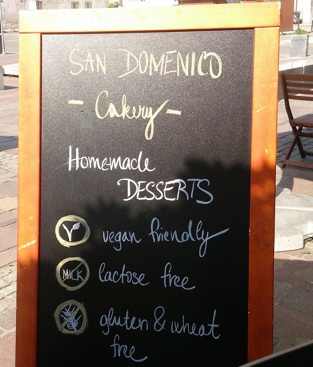 "Photo of San Domenico Caffe  by <a href=""/members/profile/Ruru"">Ruru</a> <br/>Gluten-free, vegan, and raw cake options <br/> August 26, 2014  - <a href='/contact/abuse/image/48999/243727'>Report</a>"