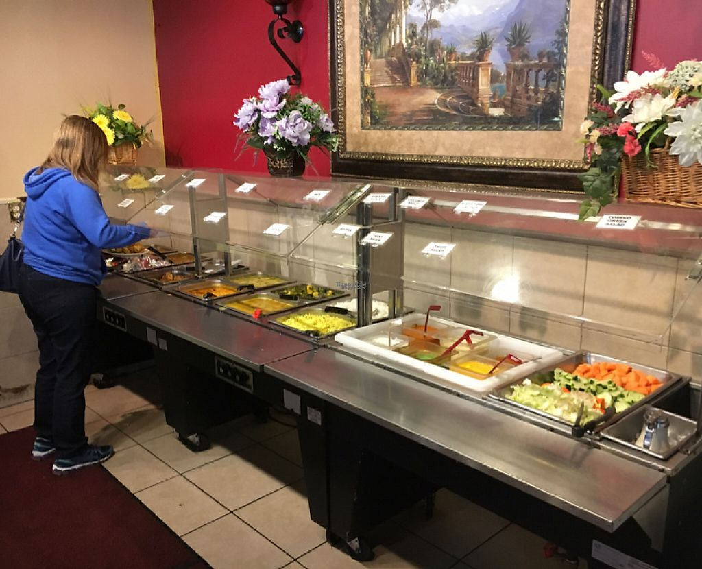 """Photo of Masala Indian Cuisine  by <a href=""""/members/profile/KWdaddio"""">KWdaddio</a> <br/>Lunch Buffet at Masala <br/> February 5, 2017  - <a href='/contact/abuse/image/49002/223201'>Report</a>"""