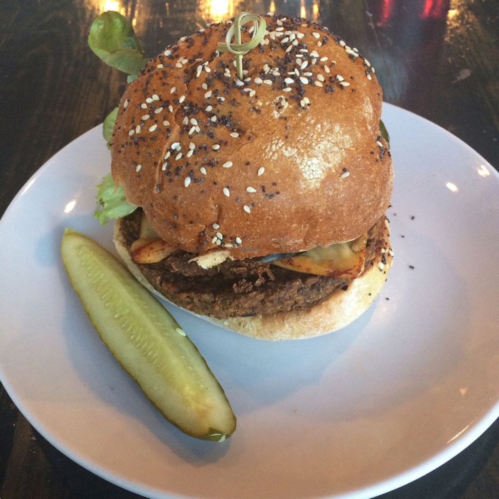 "Photo of Avo  by <a href=""/members/profile/KatieBush"">KatieBush</a> <br/>walnut burger <br/> June 3, 2017  - <a href='/contact/abuse/image/49007/265367'>Report</a>"