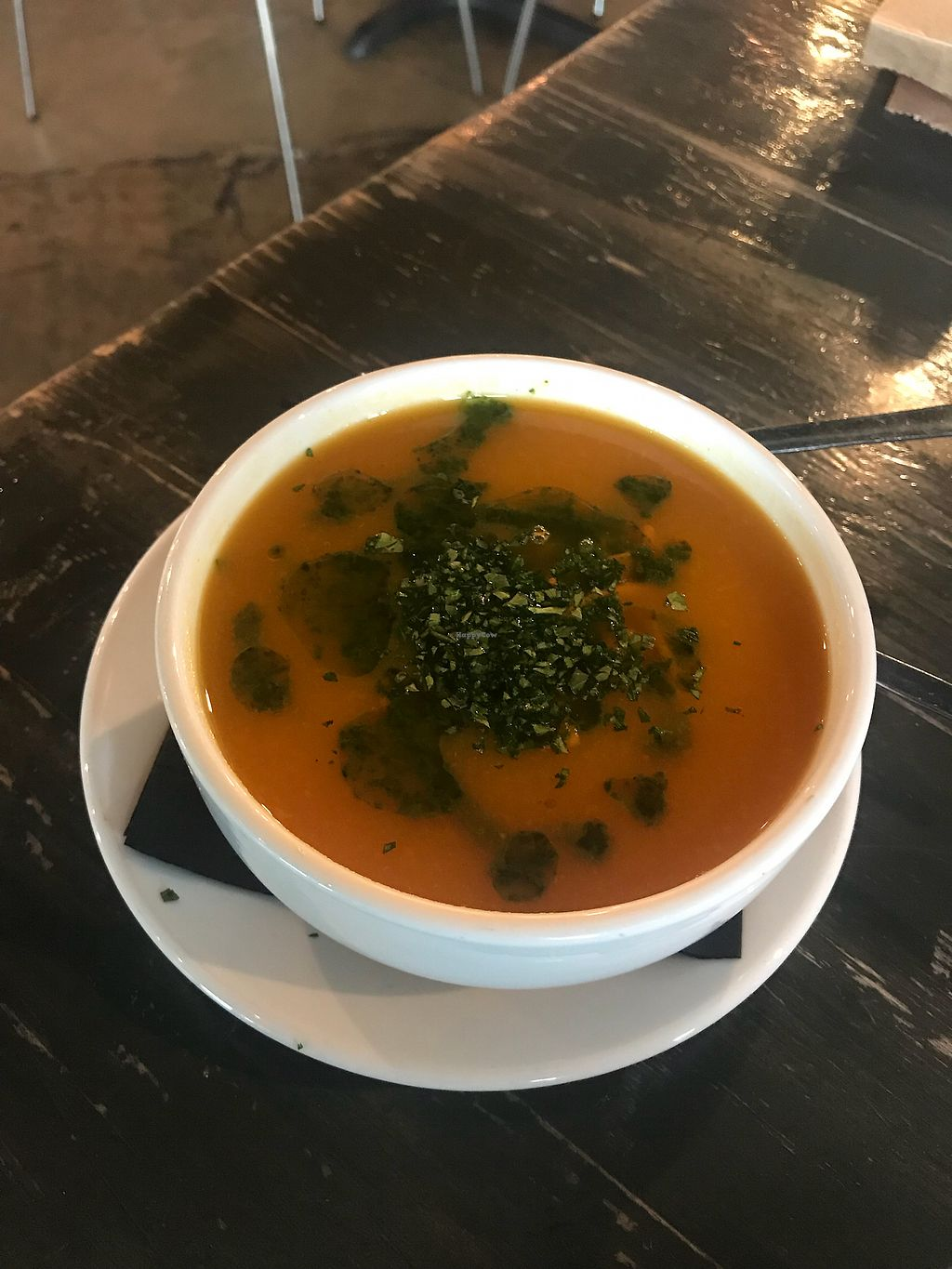"""Photo of Avo  by <a href=""""/members/profile/rachelurioste"""">rachelurioste</a> <br/>carrot ginger soup  <br/> April 6, 2018  - <a href='/contact/abuse/image/49007/381387'>Report</a>"""