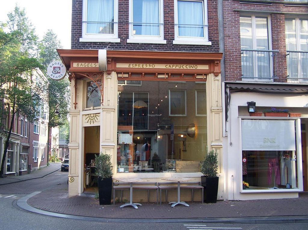 """Photo of Bagels & Beans - Haarlemmerdijk  by <a href=""""/members/profile/Amy1274"""">Amy1274</a> <br/>Bagels and Beans - Haarlemmerdijk <br/> July 19, 2014  - <a href='/contact/abuse/image/49016/74503'>Report</a>"""