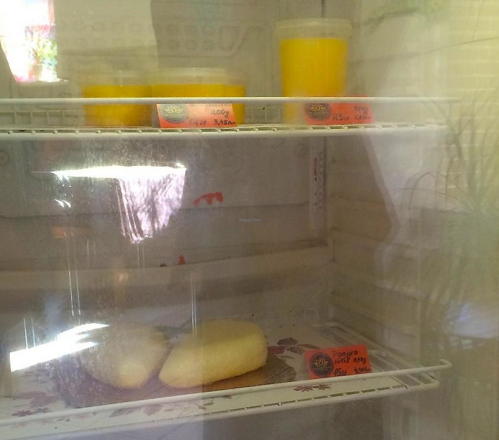 """Photo of CLOSED: Ajurvedine Virtuve - Stepono  by <a href=""""/members/profile/missLape"""">missLape</a> <br/>Dairy sweets <br/> October 7, 2014  - <a href='/contact/abuse/image/49023/238566'>Report</a>"""