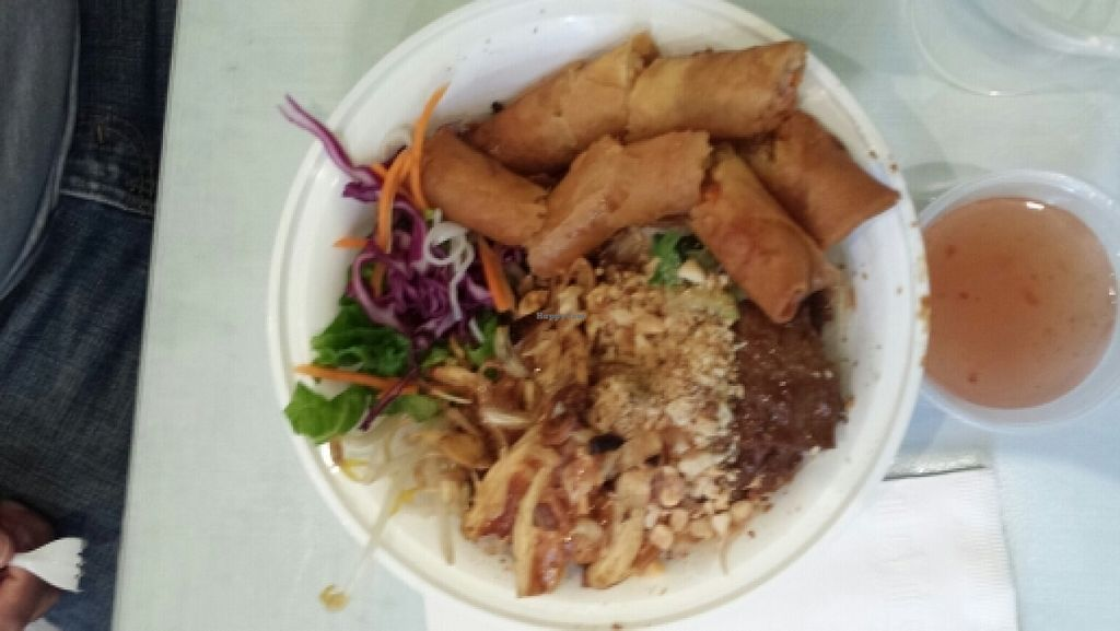 "Photo of Tamarind Vietnamese Grill and Noodle House  by <a href=""/members/profile/Aloo"">Aloo</a> <br/>Delicious spring rolls <br/> July 10, 2016  - <a href='/contact/abuse/image/49030/158810'>Report</a>"