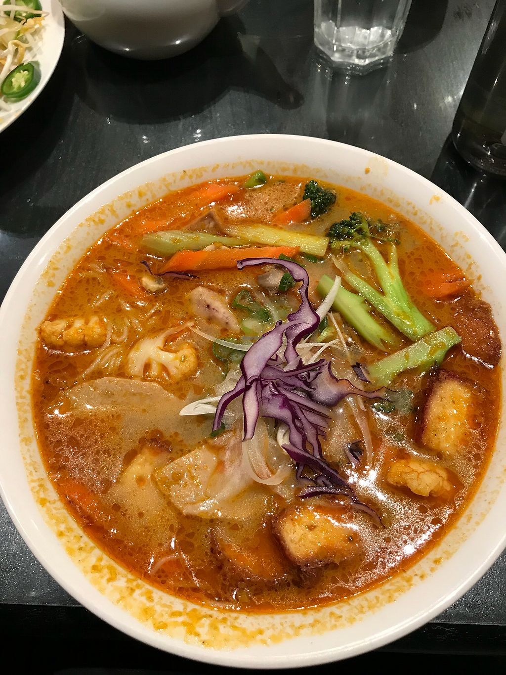 "Photo of Tamarind Vietnamese Grill and Noodle House  by <a href=""/members/profile/Morganlea"">Morganlea</a> <br/>Curry soup <br/> November 3, 2017  - <a href='/contact/abuse/image/49030/321538'>Report</a>"