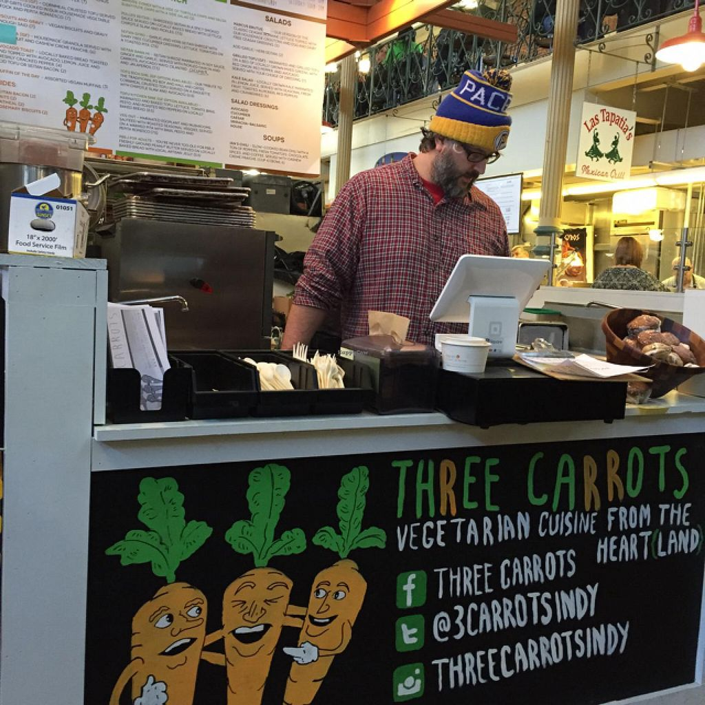 Photo of Three Carrots - City Market  by drees2014 <br/>good <br/> February 27, 2015  - <a href='/contact/abuse/image/49037/94290'>Report</a>