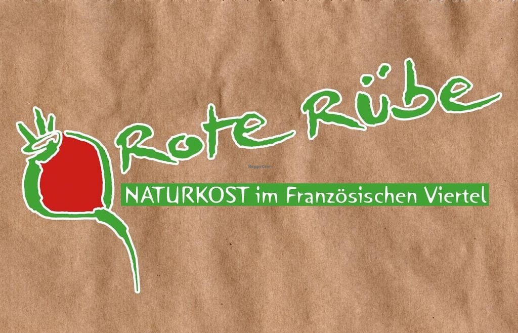 """Photo of Rote Rübe Naturkost  by <a href=""""/members/profile/community"""">community</a> <br/>Rote Rube Naturkost  <br/> April 11, 2015  - <a href='/contact/abuse/image/49065/98625'>Report</a>"""