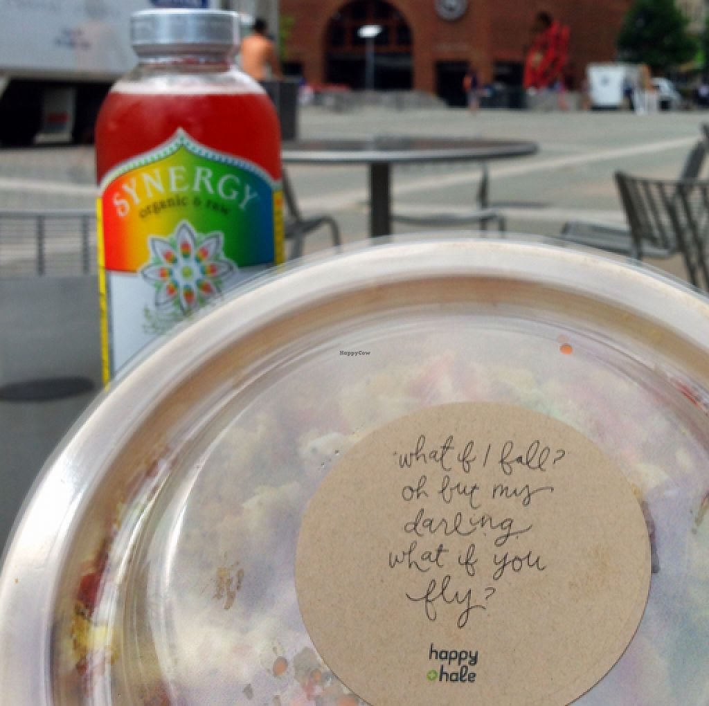"Photo of Happy + Hale  by <a href=""/members/profile/micococo"">micococo</a> <br/>healthy breakfast bowl & kombucha <br/> August 12, 2015  - <a href='/contact/abuse/image/49080/214669'>Report</a>"