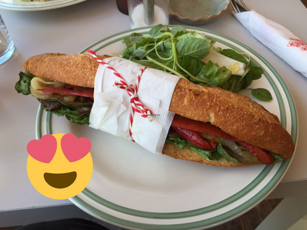 "Photo of Indigo Cafe  by <a href=""/members/profile/Gillsabroad"">Gillsabroad</a> <br/>vegan baguette - star of the menu  <br/> July 23, 2016  - <a href='/contact/abuse/image/49081/161767'>Report</a>"