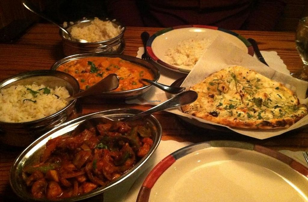 """Photo of Bombay House  by <a href=""""/members/profile/Meggie%20and%20Ben"""">Meggie and Ben</a> <br/>Feasting! <br/> August 17, 2014  - <a href='/contact/abuse/image/49122/230560'>Report</a>"""