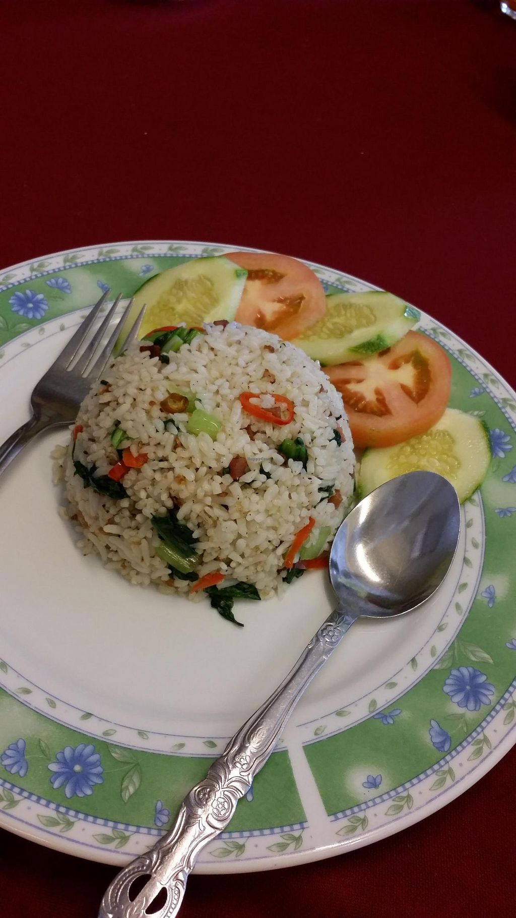 """Photo of Langkawi Vegetarian Restaurant  by <a href=""""/members/profile/walter007"""">walter007</a> <br/>Food <br/> July 23, 2014  - <a href='/contact/abuse/image/49124/74760'>Report</a>"""