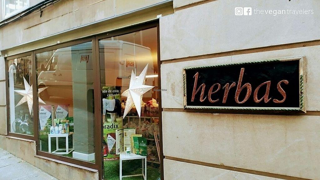 "Photo of Herbas Tenda Vegana  by <a href=""/members/profile/thevegantravelers"">thevegantravelers</a> <br/>Herbas Tenda Vegana <br/> June 19, 2017  - <a href='/contact/abuse/image/49154/270904'>Report</a>"