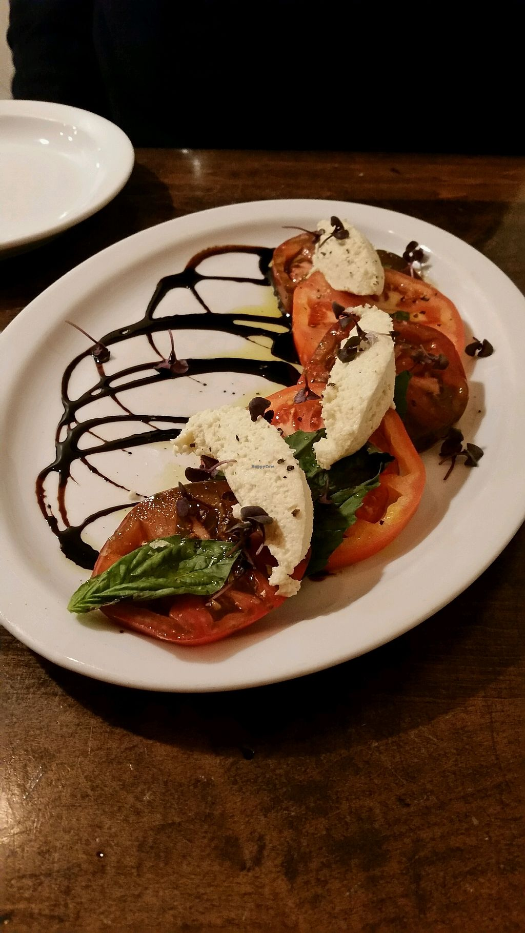 """Photo of Modern Love  by <a href=""""/members/profile/NancyVideon"""">NancyVideon</a> <br/>Heirloom Tomato Caprese <br/> November 8, 2017  - <a href='/contact/abuse/image/49171/323140'>Report</a>"""