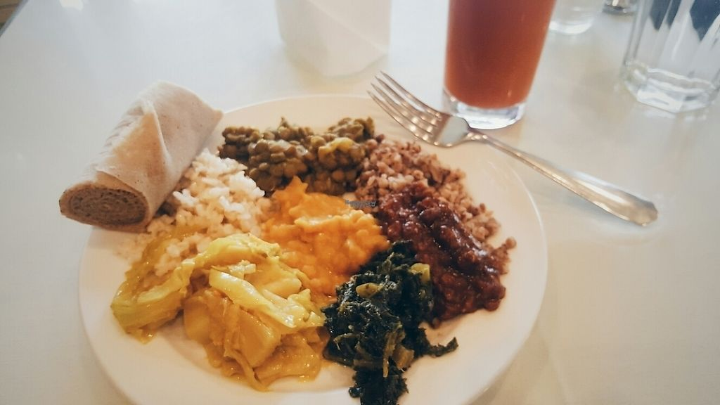 "Photo of Rahel Ethiopian Vegan Cuisine  by <a href=""/members/profile/MaoGranada"">MaoGranada</a> <br/>lunch buffet  <br/> November 29, 2016  - <a href='/contact/abuse/image/4917/195887'>Report</a>"