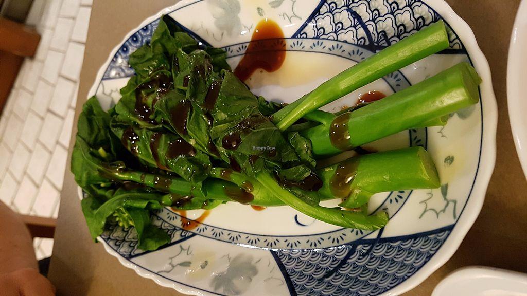 "Photo of Yuan Vegetarien  by <a href=""/members/profile/JonJon"">JonJon</a> <br/>Chinese broccoli <br/> July 28, 2017  - <a href='/contact/abuse/image/4918/285869'>Report</a>"