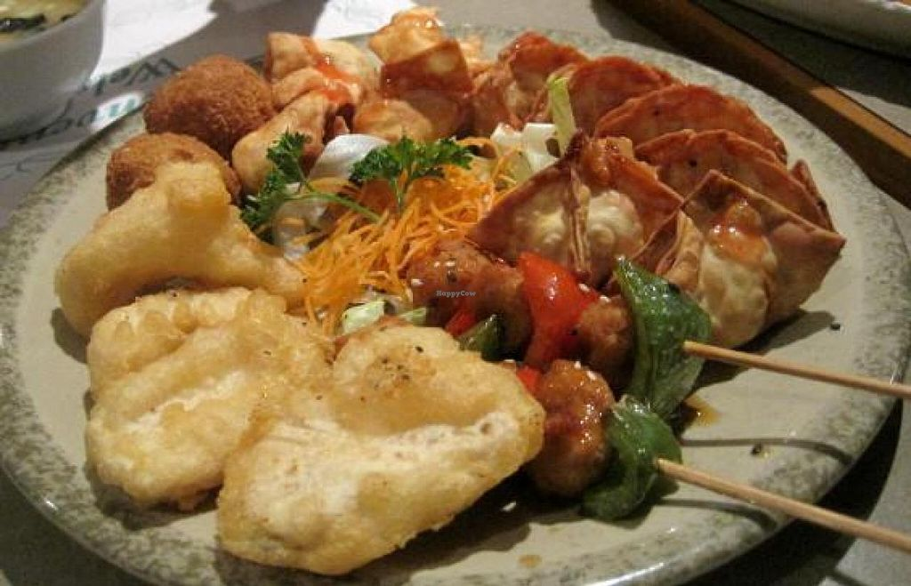 """Photo of Yuan Vegetarien  by <a href=""""/members/profile/Babette"""">Babette</a> <br/>All you can eat buffet items <br/> April 25, 2014  - <a href='/contact/abuse/image/4918/68555'>Report</a>"""